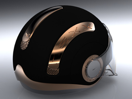 Red Dot Award Helmet model SwitX
